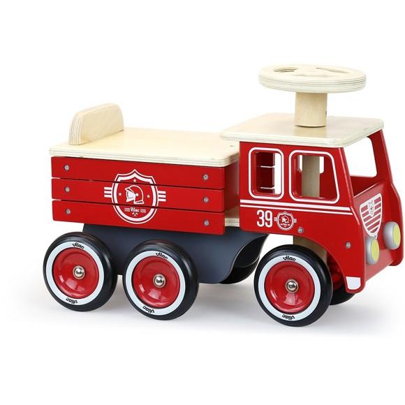 Vilac - Rutschauto Feuerwehrauto (1126R)