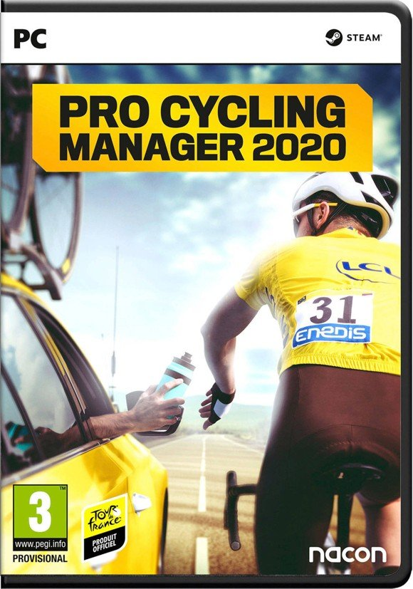 Pro Cycling Manager 2020 (Code via Email)