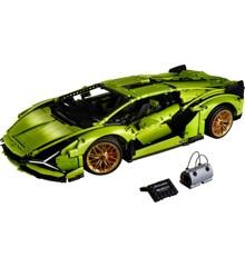 LEGO Technic - Lamborghini Sián FKP 37 (42115)