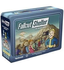 Fallout Shelter - The Board Game (FZX06)