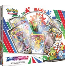Pokemon - Figure Box April (Pokemon Cards) (POK80706)