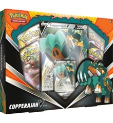 Pokemon - Copperajah Rebel Clash - V Box (Pokemon Cards) (POK80711)