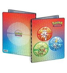 Pokemon - Portfolio 9-Pocket - Sword & Shield Galar (Pokemon Binder) (ULT15355)