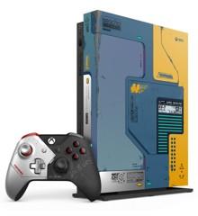 Microsoft Xbox One X - 1TB - (Cyberpunk Bundle)