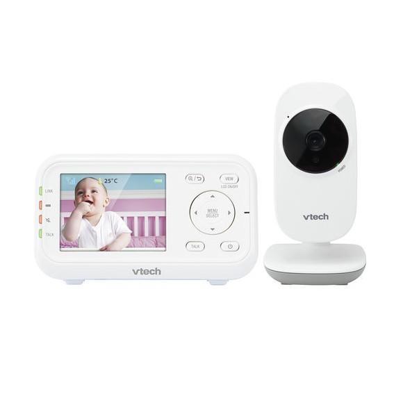 """Vtech - Video Babyalarm VM3255 2,8"""" Skærm"""