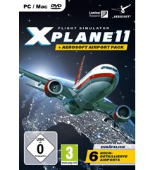 X-Plane 11 & Aerosoft Airport Collection