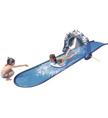 Ice Breaker Waterslide - 5 meter- with splash function and surfboard (21219)