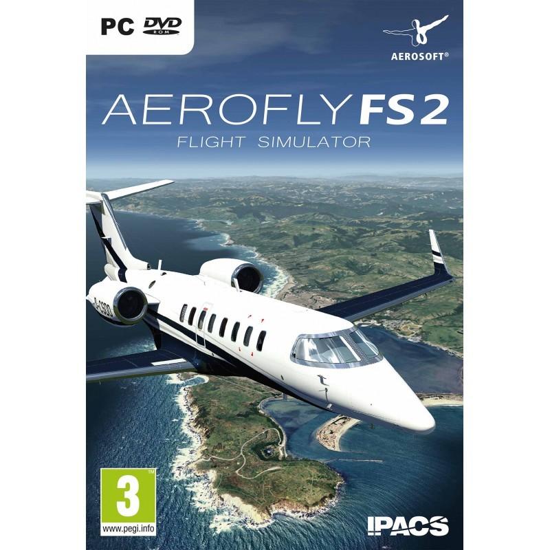 Bilde av Aerofly Fs 2 (steelbook Edition)