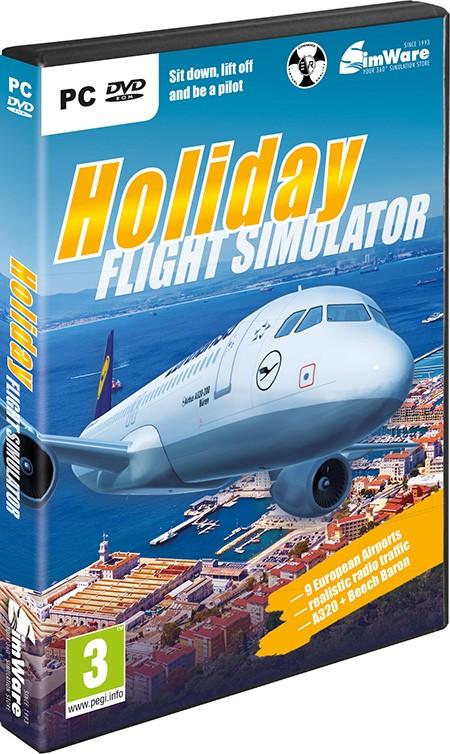 Bilde av Holiday Flight Simulator