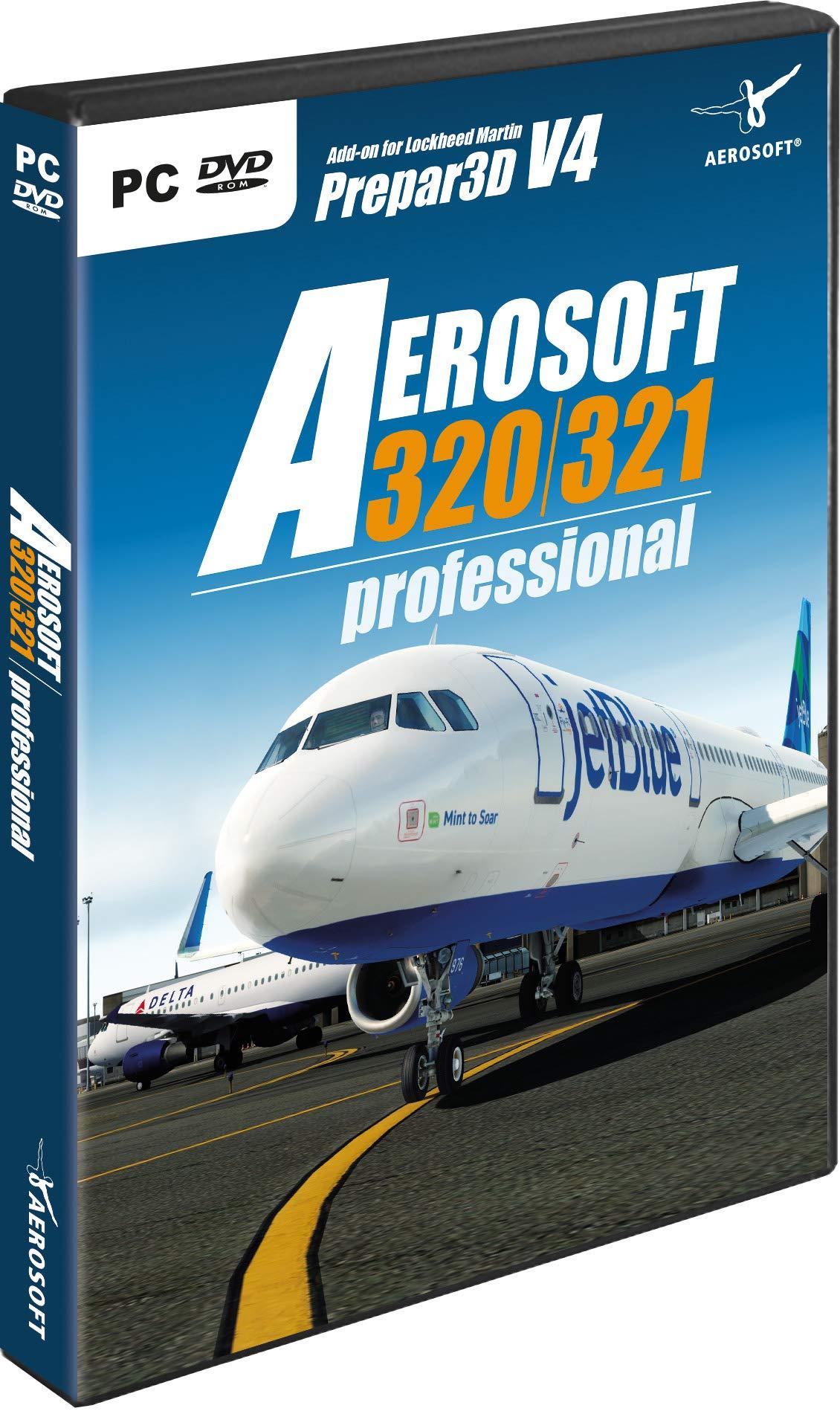 Bilde av Aerofly A320/321 Professional
