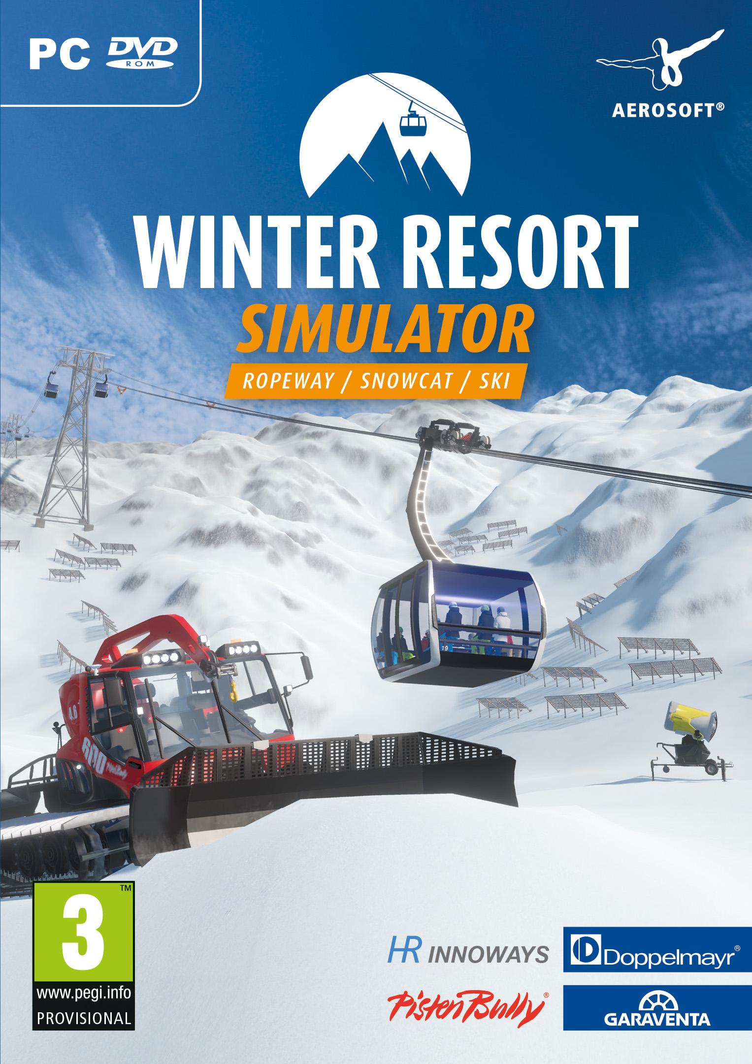 Bilde av Winter Resort Simulator