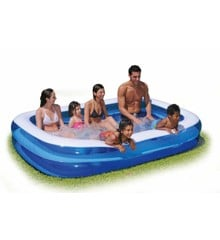 Flipper - Softside Pool - 262 x 175  cm (21396)