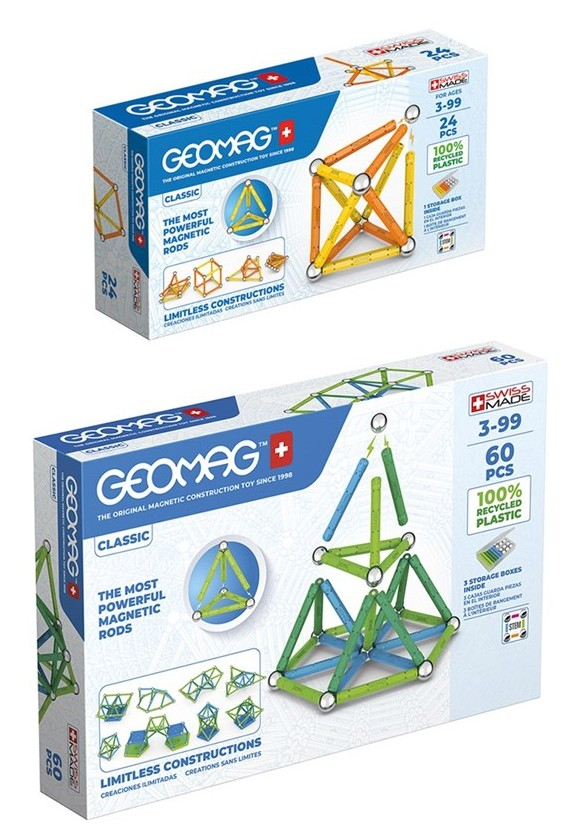 Geomag - Bundle Classic Green (824)