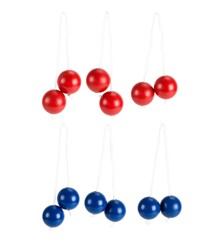 Vini - 6 ekstra golfbold bolas til stigegolf (24261)