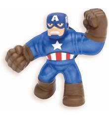 Goo Jit Zu - Marvel Superhero - Captain America (20-00152)