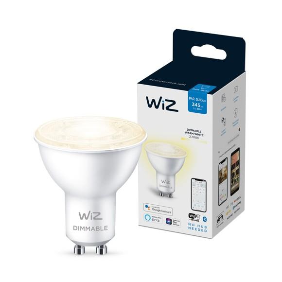 WiZ - Spot GU10 Spot Soft White - Smart home