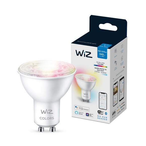 WiZ - Spot GU10 Colour and Tunable White - Smart Home