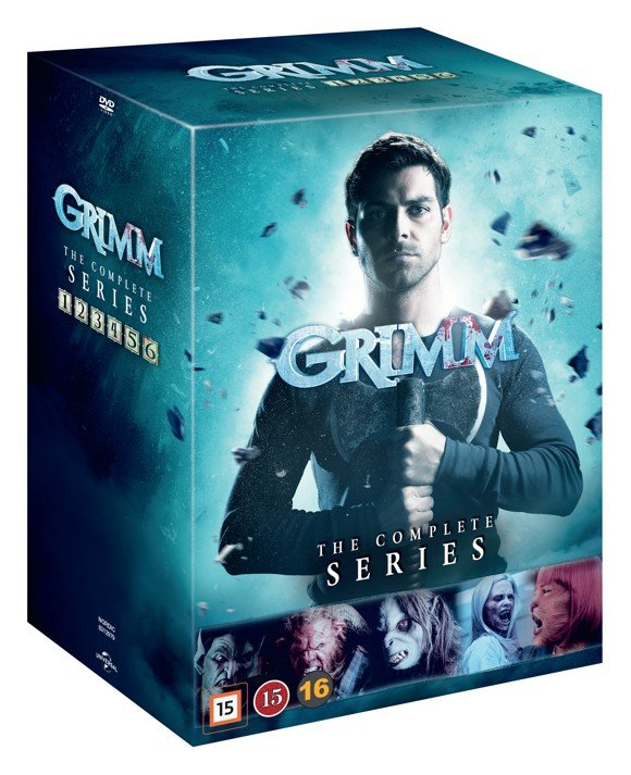 Grimm: The Complete Series