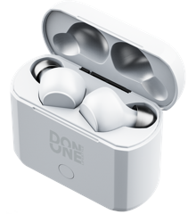 DON ONE Lifestyle kuulokkeet - TWS120 (Valkoinen)