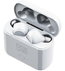DON ONE Lifestyle - TWS120 (Weiß) - In-ear Echte kabellose Stereo-Ohrhörer mit Ladekoffer