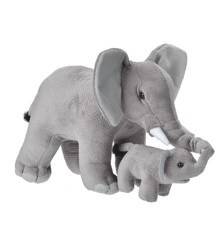 Wild Republic - Elephants - Mom & Baby (19396)