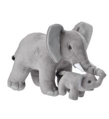 Wild Republic - Mor og barn - Elefanter