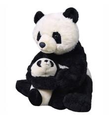 Wild Republic - Mor og barn - Panda