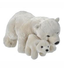 Wild Republic - Polar bear - Mom and baby (19441)