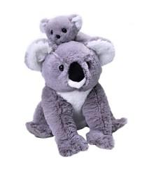 Wild Republic - Mor og barn - Koala bjørn