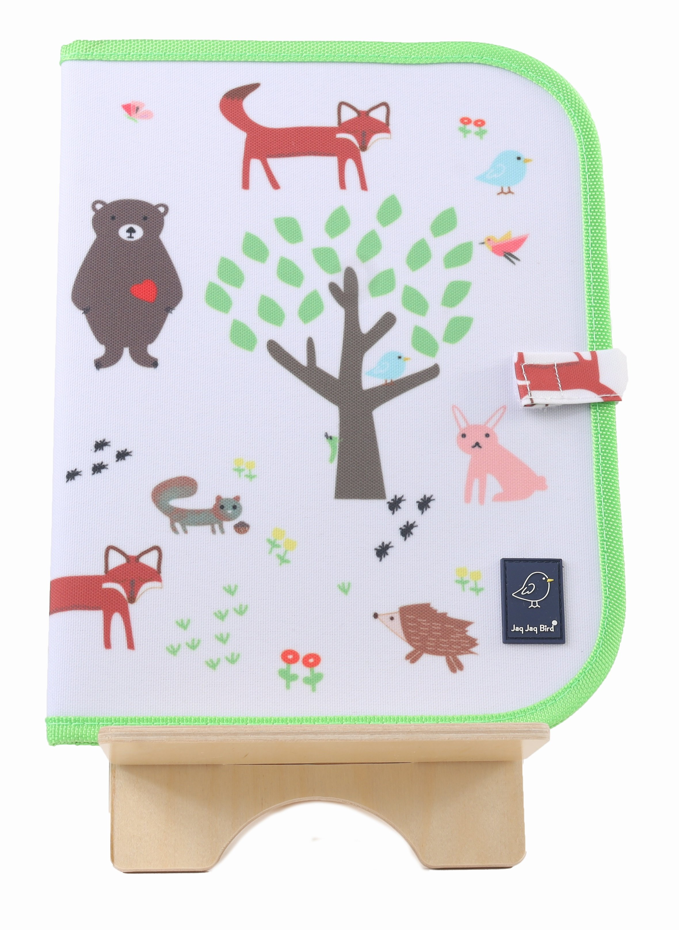 Jaq Jaq Bird - Doodle It & Go Mat - Forest (J-CM-FOREST-062)