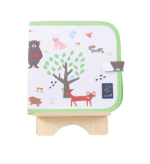 Jaq Jaq Bird - Doodle It & Go Book - Forest (J-CBK-FOREST-959)