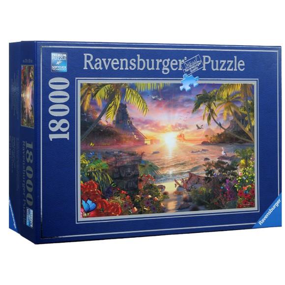 Ravensburger - Puzzle - Paradise Sunset - 18000 pcs