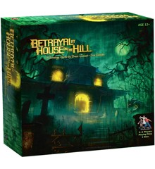 Betrayal at House on the Hill - Boardgame (English) (HAS26633)