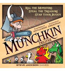Munchkin Deluxe (SJG1483)
