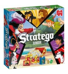 Stratego - Disney Junior (Dansk)