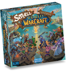 Small World of Warcraft - Boardgame (English)