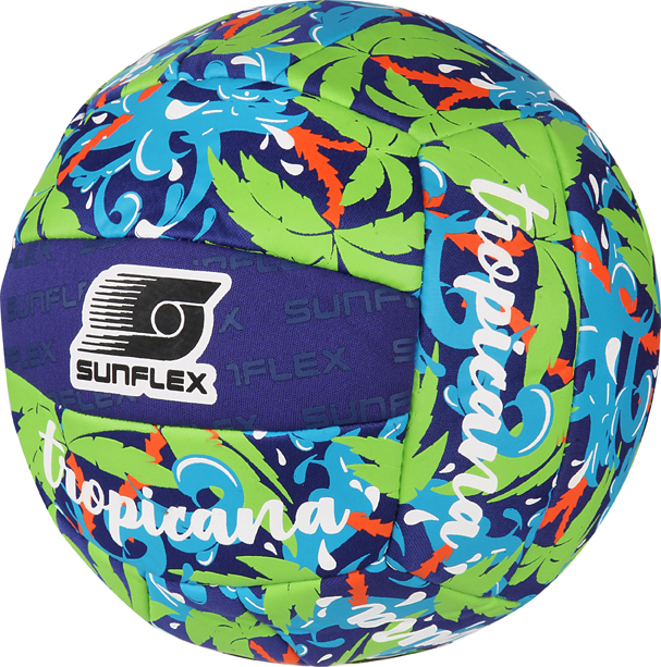 Sunflex - Beach Ball Size 5 - Tropicana (S74943)