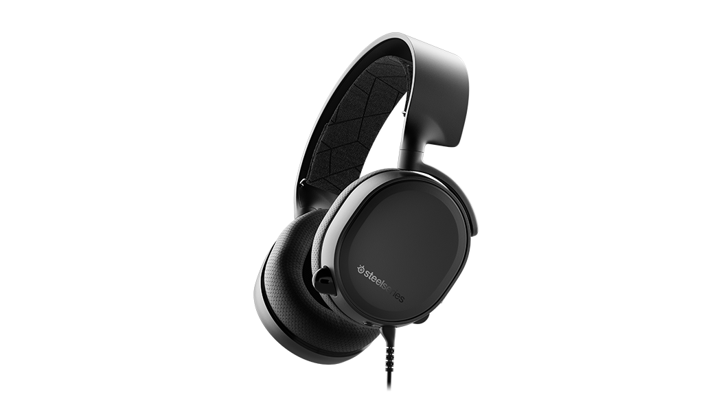 Steelseries - Arctis 3 Gaming Headset - Black