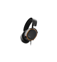 Steelseries - Arctis 5 Gaming Headset - Black