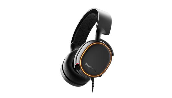 Steelseries - Arctis 5 Gaming Headset - Black