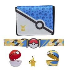 Pokemon - Clip'N'Go - Bandolier Sæt - Pikachu