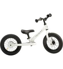 Trybike - Løbecykel, Hvid