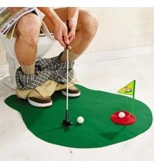 Potty Putter (Toilet Golf) (00985)