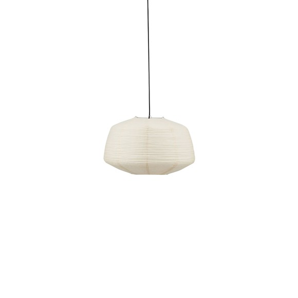 House Doctor - Bidar Lamp Shade Ø 50 cm - Sand (259370121)