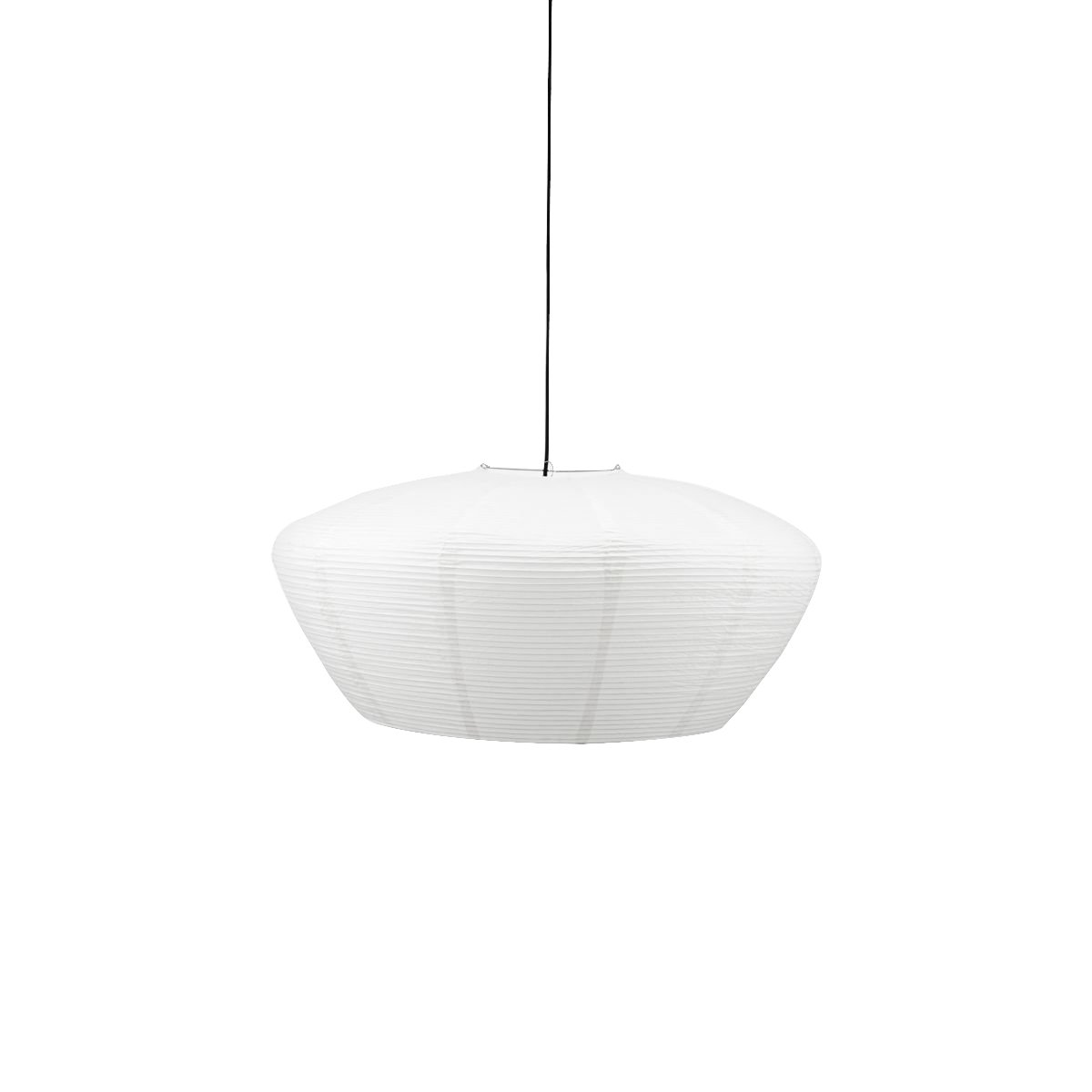 House Doctor - Bidar Lamp Shade Ø 81,5 cm - White (259370100)