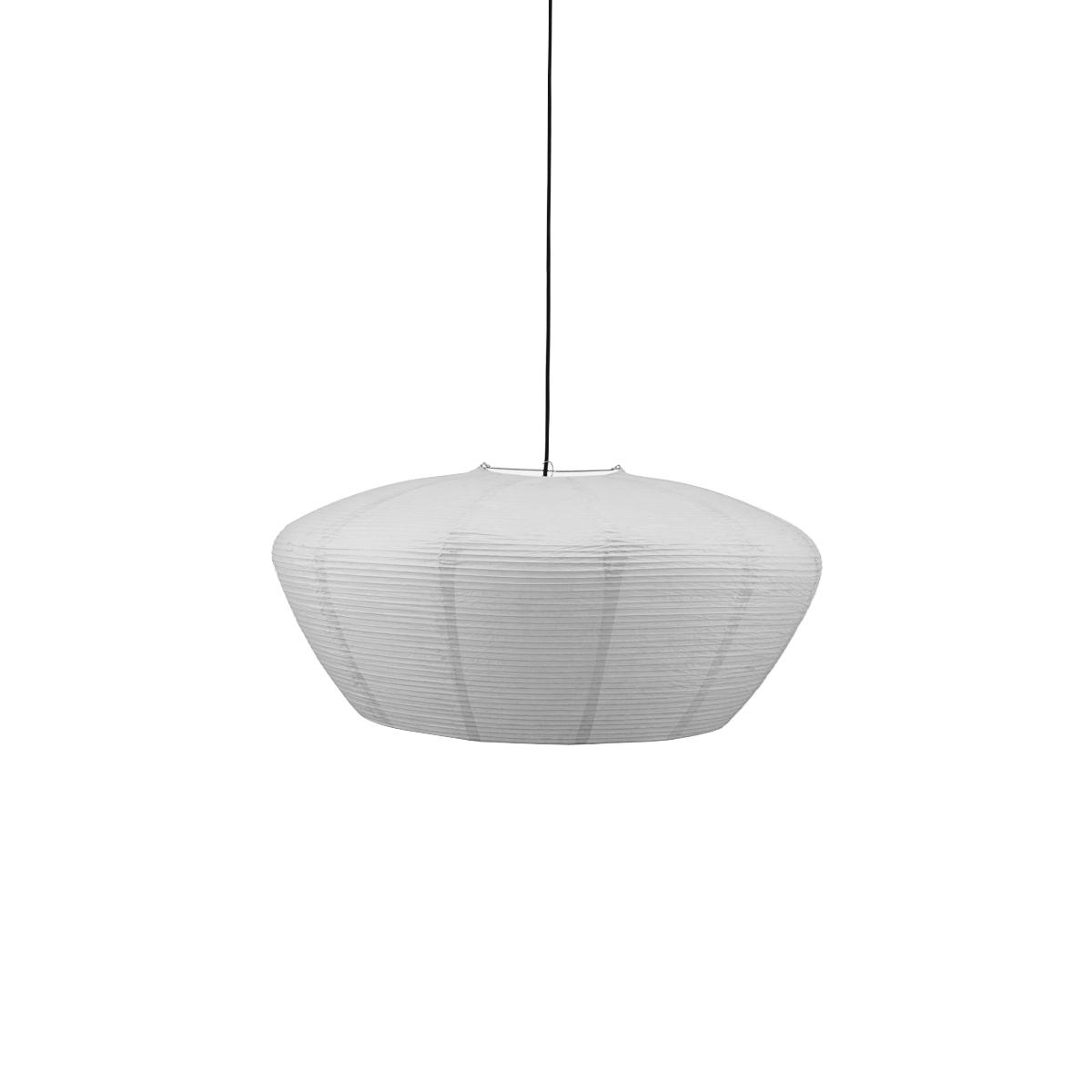 House Doctor - Bidar Lamp Shade Ø 81,5 cm - Grey (259370110)