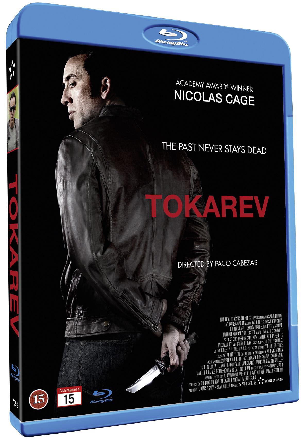 Tokarev - Blu Ray