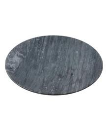 Nuance - Marmor Servingsfad Ø 25 cm - Grå