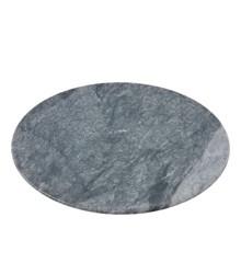Nuance - Marmor Servingsfad Ø 30 cm - Grå