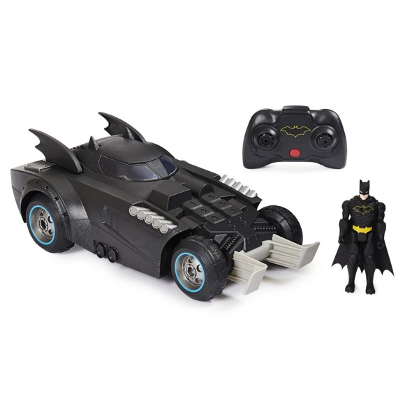 Batman - RC Launch & Defend Batmobile (6055747)